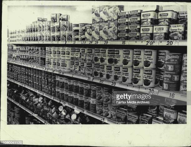 Tinned food for looking behind the NewsWhile consumers do not know how old their food is when they buy it the danger is ever present of contact with...