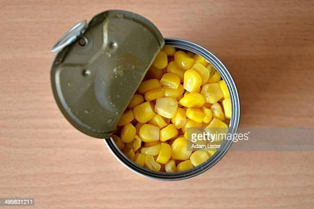 Tinned Sweet Corn