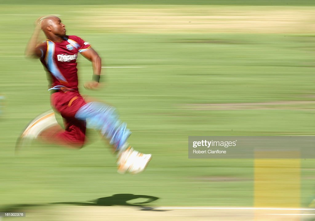Australia v West Indies - ODI Game 5 : News Photo
