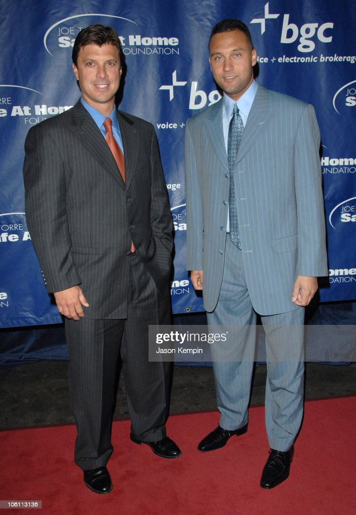 Joe Torre's Safe At Home Foundation's Fourth Annual Gala - November 10, 2006