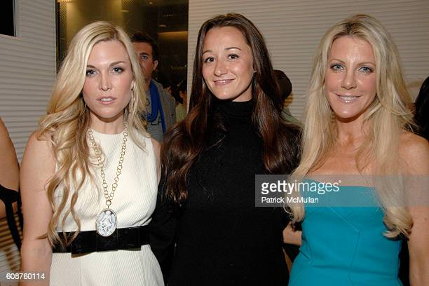 Tinsley Mortimer Alexandra Osipow and Elizabeth Loomis attend ROYAL CHIE 2007 by CHIE IMAI preview hosted by TINSLEY MORTIMER and CHIAKI IMAI at CHIE...