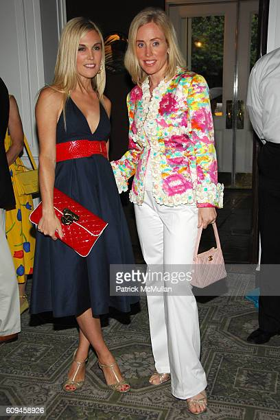 Tinsley Mortimer and Amy Hoadley attend 'THE BEACH BALL' Annual Spring Fundraiser hosted by JCrew The Associates Committee of THE SOCIETY OF MEMORIAL...