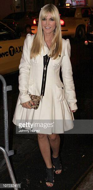 Tinsley Mortimer attends a Night of Fashion for a Cause to benefit STOMP Out Bullying at The Ainsworth on November 30 2010 in New York City
