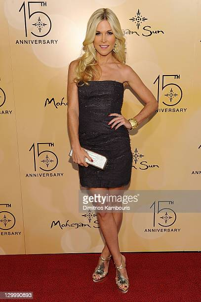 Tinsley Mortimer attends Mohegan Sun's 15th Anniversary Celebration at Mohegan Sun on October 22, 2011 in Uncasville, Connecticut.