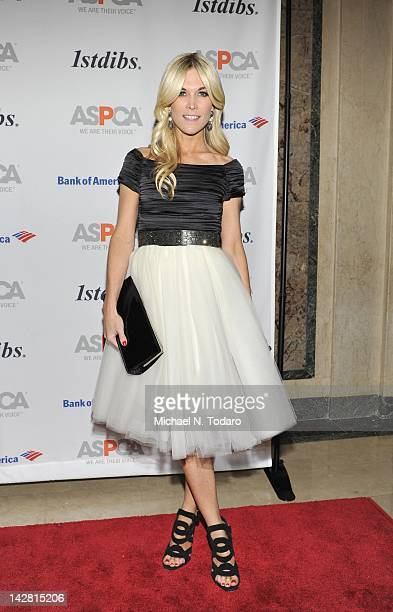 Tinsley Mortimer attends the 15th annual ASPCA Bergh ball at The Plaza Hotel on April 12 2012 in New York City