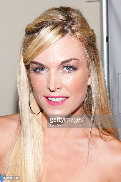 Tinsley Mortimer attends the '2010 Celebrity Skee Ball Tournament' to benefit the Dian Fossey Gorilla Fund International at Dave and Busters in New...