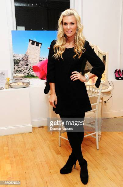 Tinsley Mortimer attends the 2011 African Children's Choir Christmas Bazaar at the Sherri Hill Showroom on December 21 2011 in New York City
