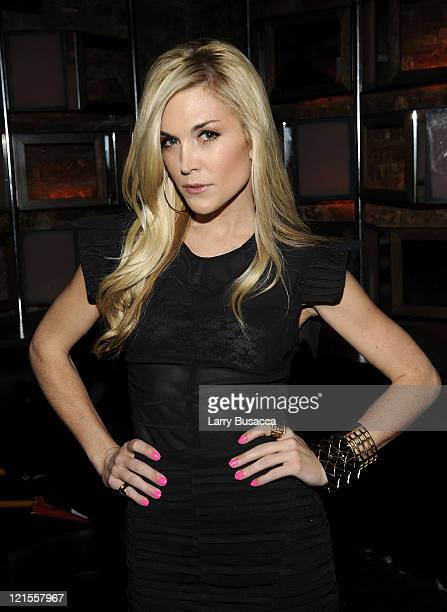 Tinsley Mortimer attends the CW Network Reality launch party at SL on February 23 2010 in New York City