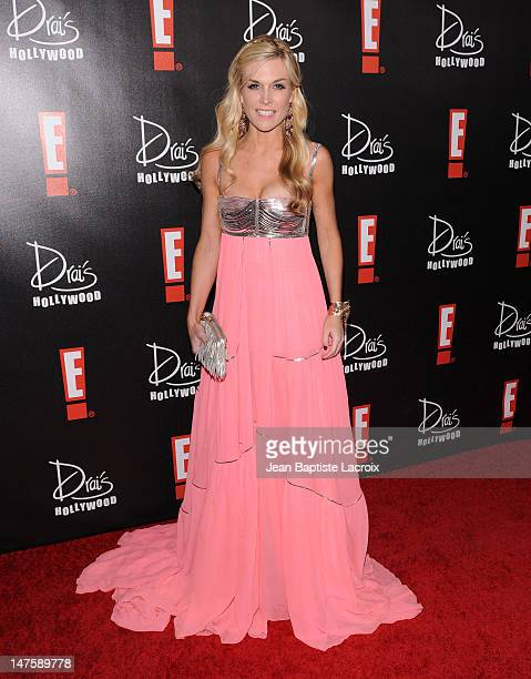 Tinsley Mortimer attends the E Oscar viewing and after party at Drai's Hollywood on March 7 2010 in Hollywood California