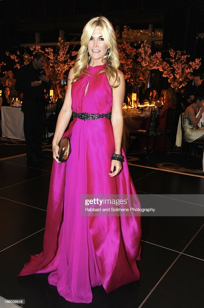 Tinsley Mortimer attends the New Yorker's For Children's 10th Anniversary A Fool's Fete Spring Dance at Mandarin Oriental Hotel on April 9, 2013 in New York City.