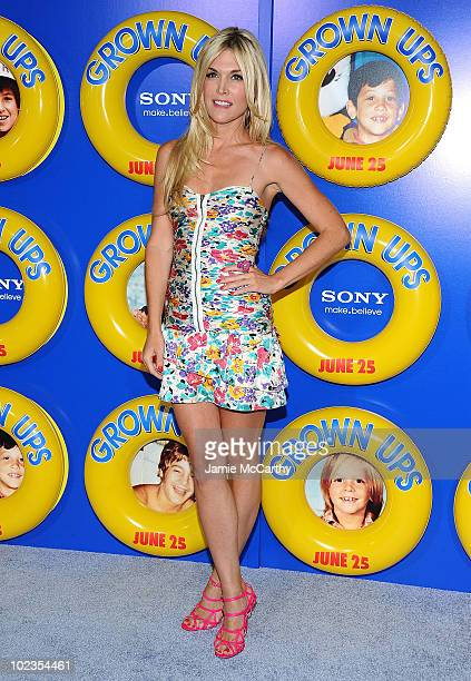 Tinsley Mortimer attends the premiere of 'Grown Ups' at the Ziegfeld Theatre on June 23 2010 in New York City
