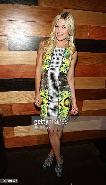 Tinsley Mortimer attends the reopening celebration at The Hill on May 13 2010 in New York City