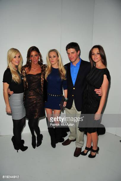 Tinsley Mortimer Dori Cooperman Dabney Mercer Tommy Didario and Alexandra Osipow attend Opening of the First NY Hermes Men's Store After Party at...