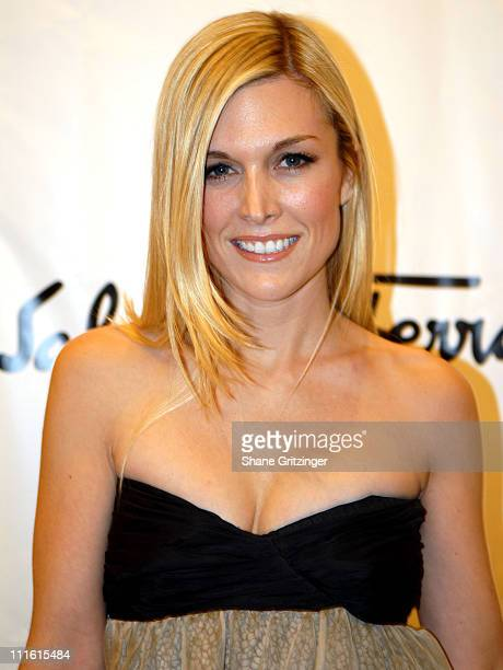 Tinsley Mortimer during Salvatore Ferragamo's Contemporary Art Show 'WATER Hosted By Ivanka Trump and Amanda Hearst February 7 2007 at Salvatore...