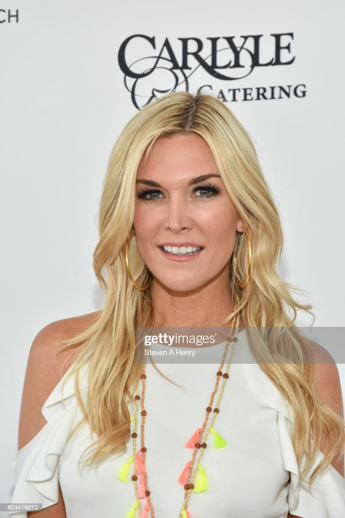 Tinsley Mortimor attends Jill Zarin's 5th Annual Luxury Luncheon at Private Residence on July 29, 2017 in Southampton, New York.
