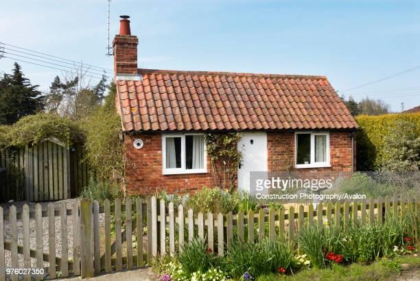 Tiny cottage Middleton Suffolk UK