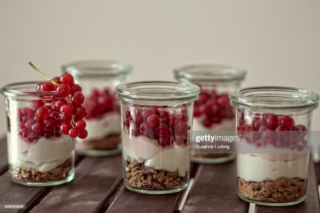 tiny trifle : Stock Photo
