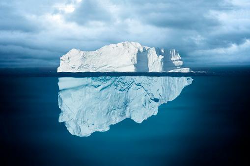 Tip of an Iceberg 541987846