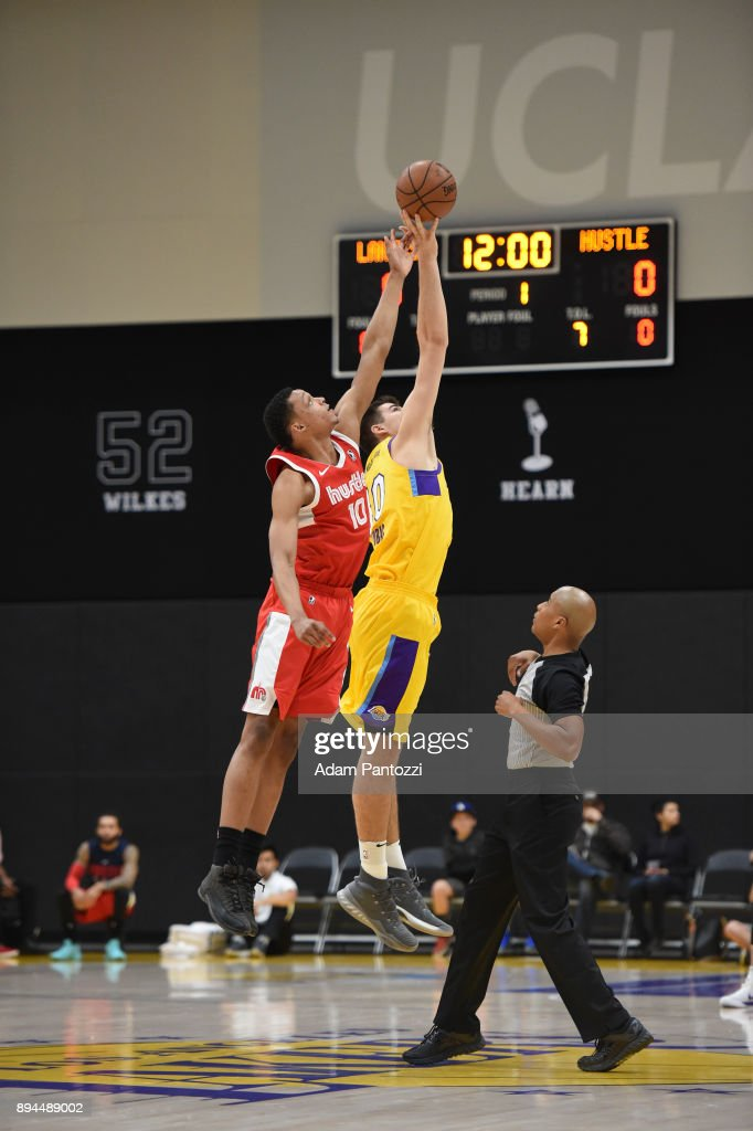 Memphis Hustle v South Bay Lakers