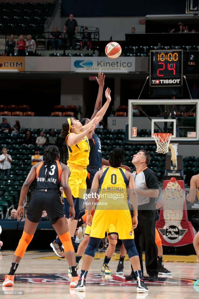 Connecticut Sun v Indiana Fever