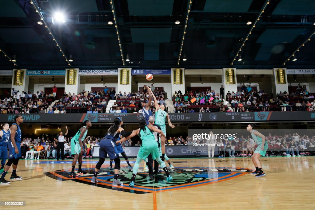 Minnesota Lynx v New York Liberty