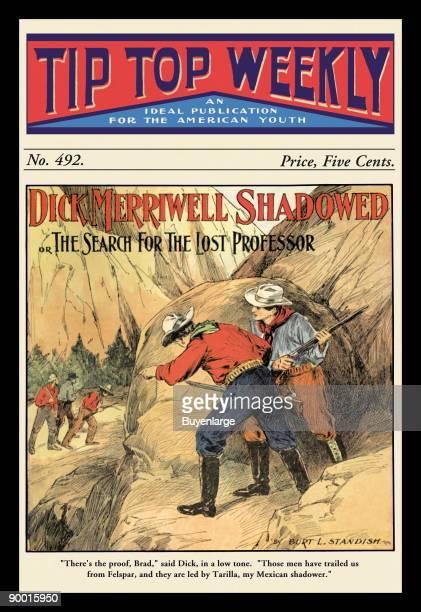 Tip Top Weekly Dick Merriwell Shadowed
