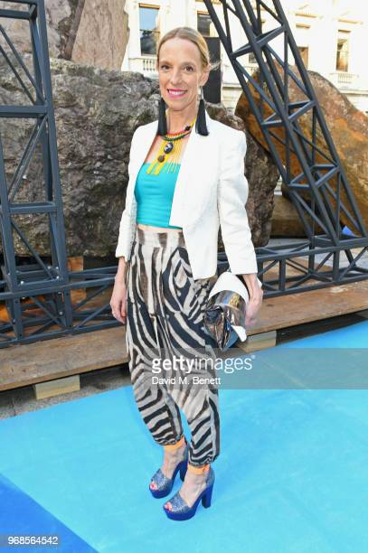 Tiphaine de Lussy attends the Royal Academy Of Arts summer exhibition preview party 2018 on June 6 2018 in London England