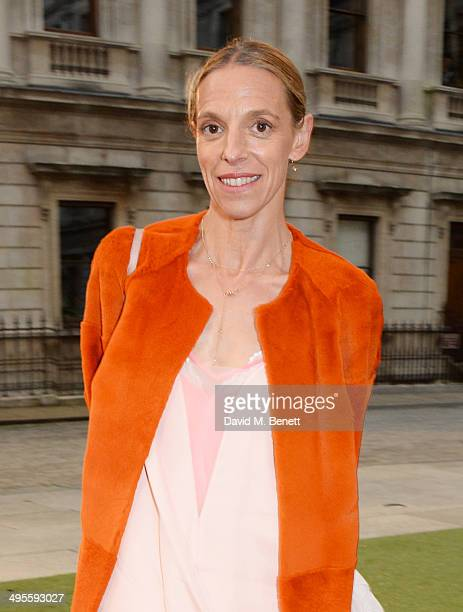Tiphaine de Lussy attends the Royal Academy Summer Exhibition preview party at the Royal Academy of Arts on June 4 2014 in London England