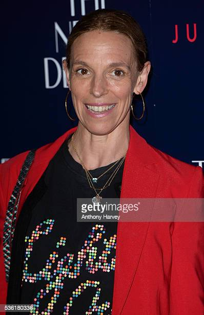 Tiphaine De Lussy attends the UK Premiere of The Neon Demon on May 31 2016 in London United Kingdom