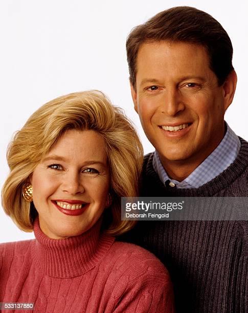 Tipper and Al Gore