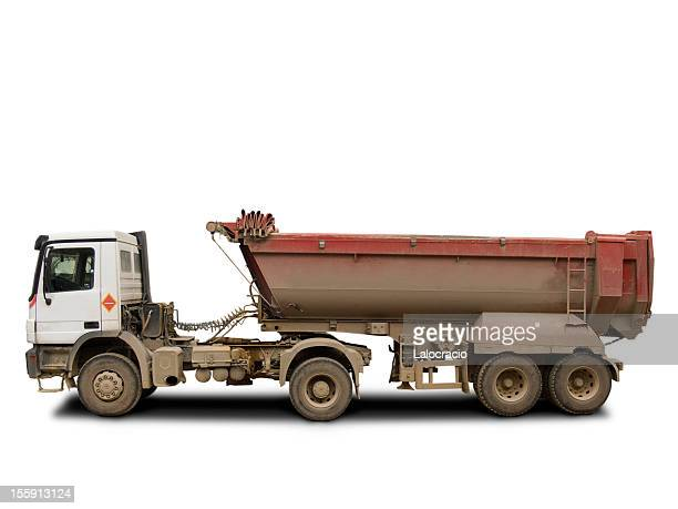 tipper - dump truck stock pictures, royalty-free photos & images