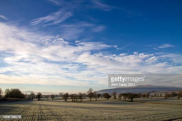 Tipperary Farmland in the Winter