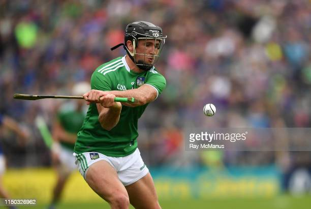 Tipperary Ireland 16 June 2019 Darragh ODonovan of Limerick during the Munster GAA Hurling Senior Championship Round 5 between Tipperary and Limerick...