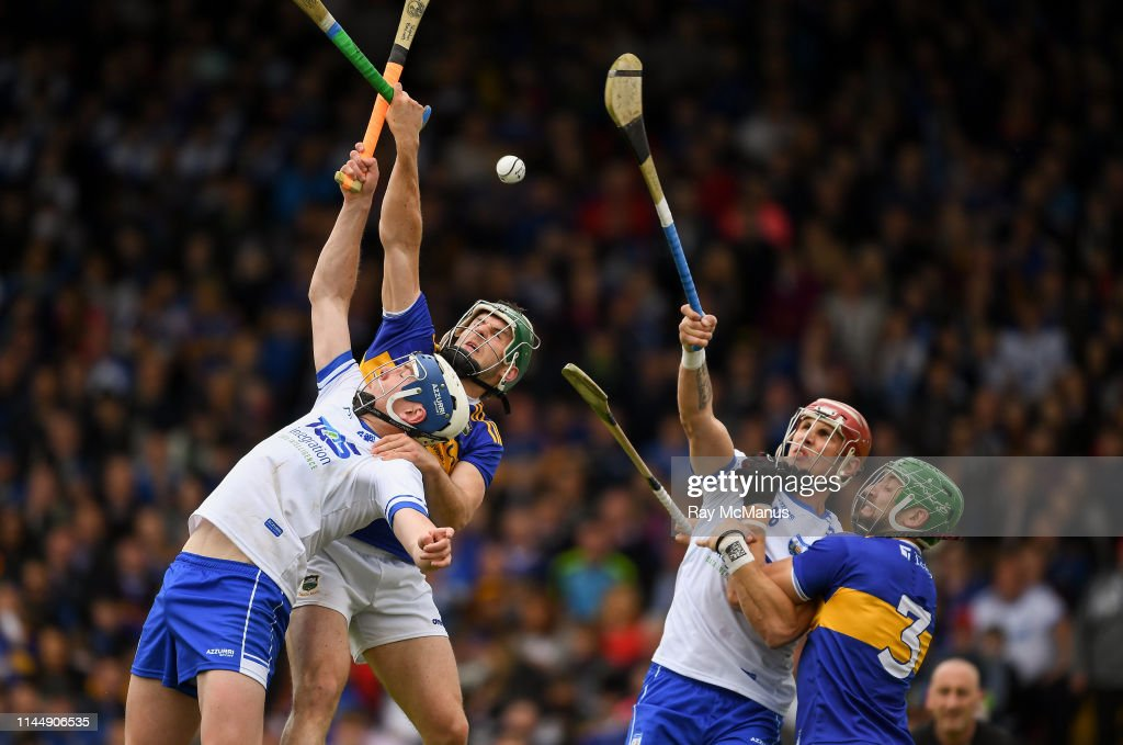 IRL: Tipperary v Waterford - Munster GAA Hurling Senior Championship Round 2