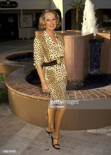 Tippi Hedren during Outreach Awards Dinner June 17 1992 at Paramount Studios in Hollywood California United States