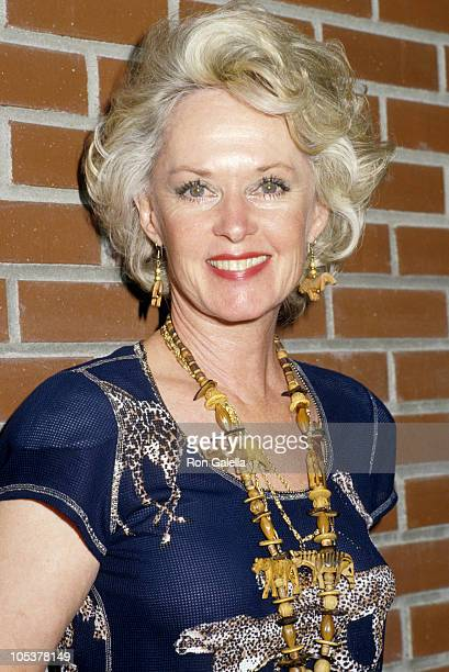 Tippi Hedren during Tippi Hedren Sighting at the Burbank Ranch August 30 1987 at Burbank Ranch in Burbank CA United States
