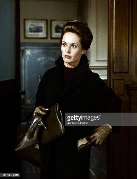 Tippi Hedren in a scene from the film 'Marnie' 1964