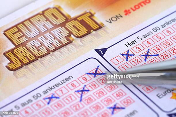 Tippschein Euro Jackpot