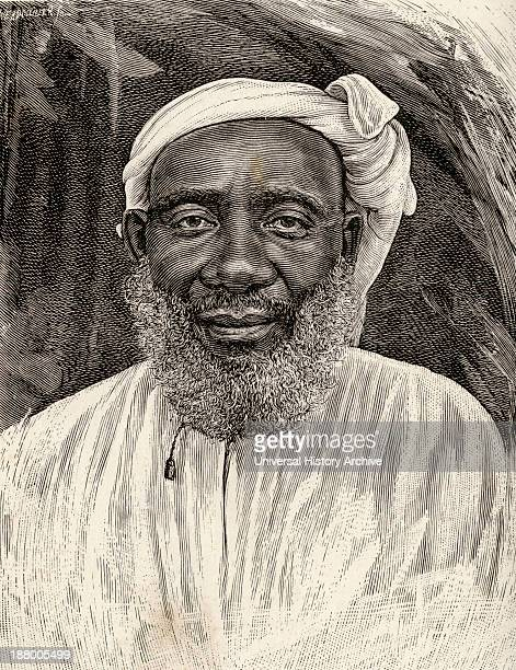 Tippu Tip Or Tib 1837 To 1905 Real Name Hamad Bin Muhammad Bin Jumah Bin Rajab Bin Muhammad Bin Sa'Id AlMurghabi SwahiliZanzibari Slave Trader...
