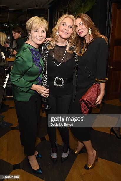 "Tiqui Atencio and guests attend the launch of new book ""Could Have, Would Have, Should Have: Inside The World Of The Art Collector"" By Tiqui Atencio..."