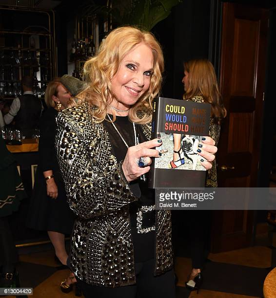 "Tiqui Atencio attends the launch of new book ""Could Have, Would Have, Should Have: Inside The World Of The Art Collector"" By Tiqui Atencio at Blake's..."
