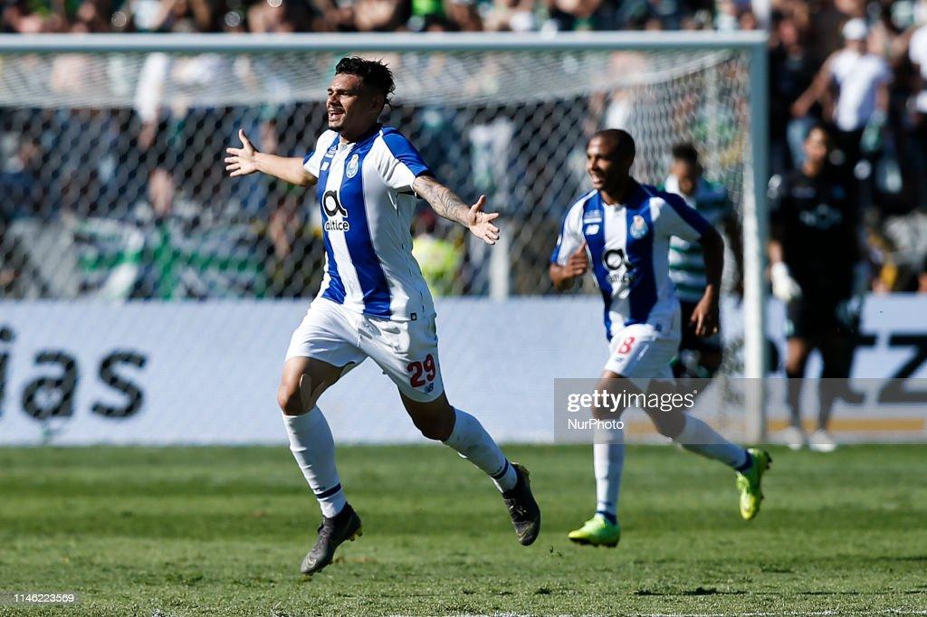 PRT: Sporting CP v FC Porto - Portuguese Cup Final