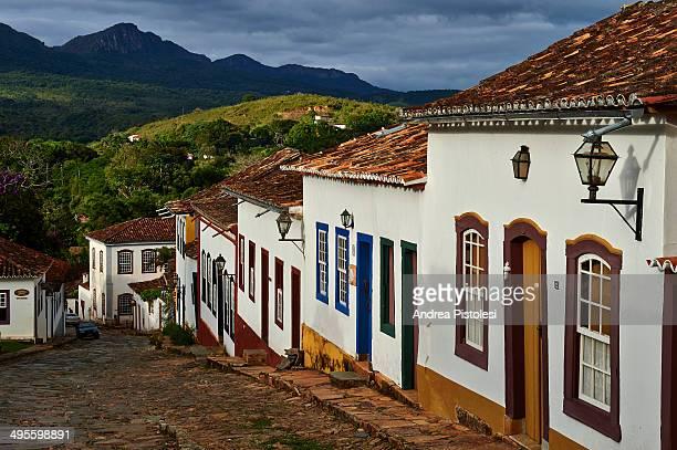 Tiradentes village, Minas Gerais, Brazil