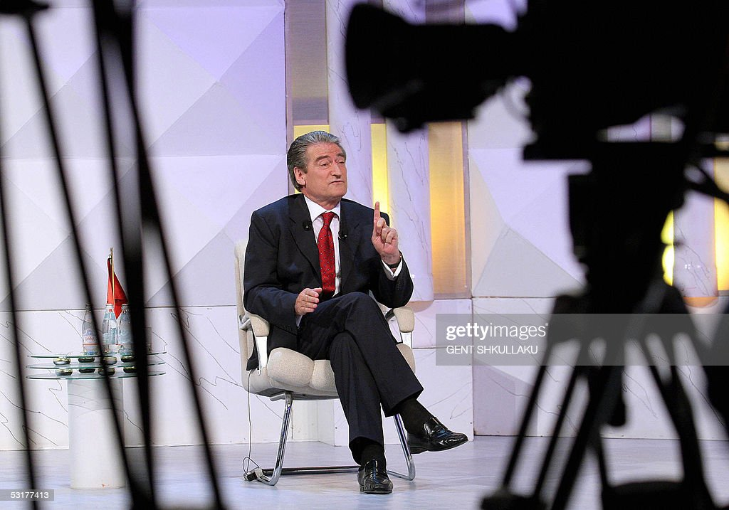 Former Albanian President And Leader Of Pictures Getty Images