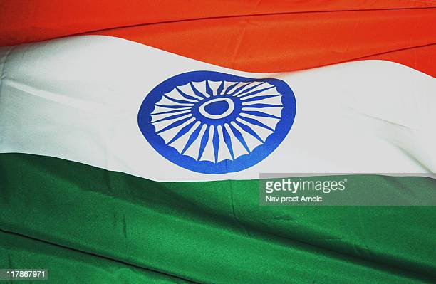 tiranga. - indian flag stock pictures, royalty-free photos & images