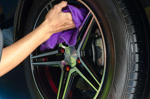 Tire wipes 952753210