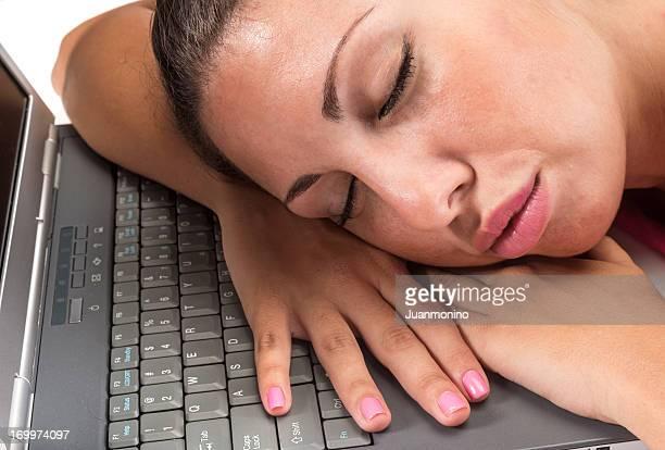 Cansado e Dormir