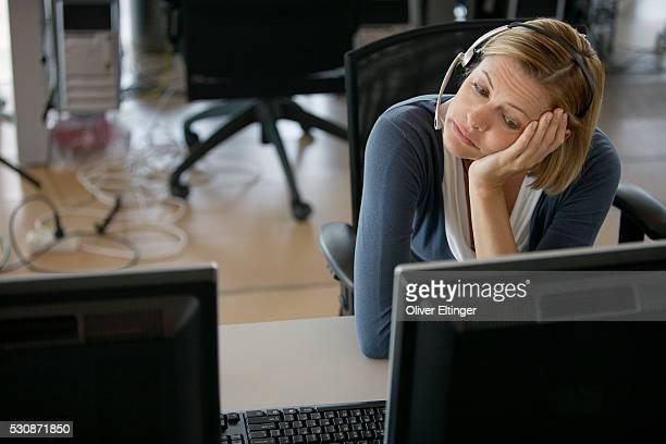tired financial trader - oliver eltinger stock-fotos und bilder