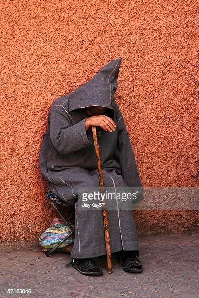 Fatigué vieil homme