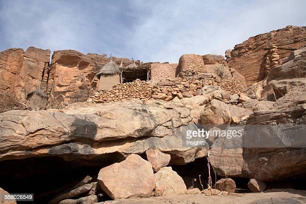 Tireli on the Bandiagara Escarpment, Mali